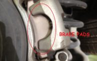 Brake pads and brake discs symptoms and replacement cost