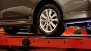 what's the average price for a wheel alignment