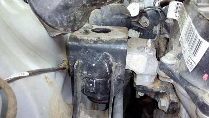 motor mount repair cost