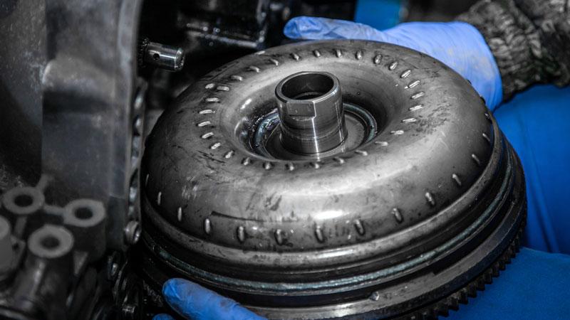 bad torque converter symptoms