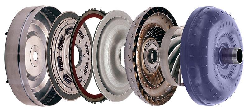 torque converter replacement cost
