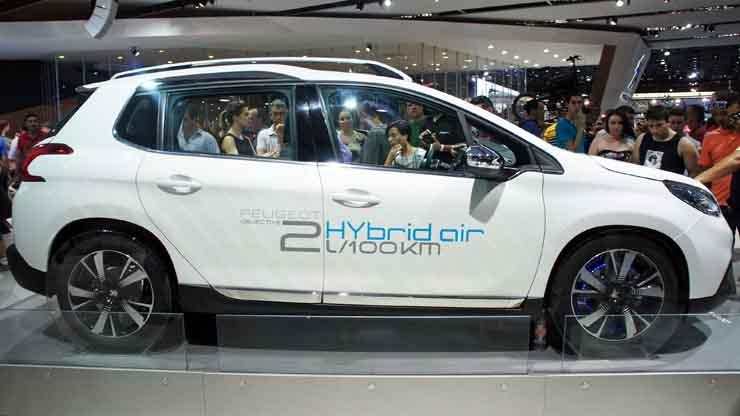 Hybrid Car Drivetrain Working Principle: Series, Parallel and Series ...