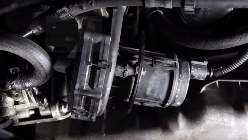 bad secondary air injection pump symptoms