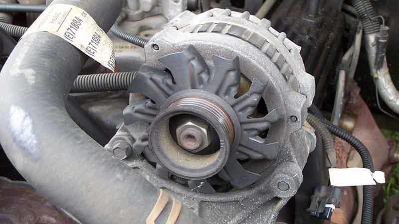bad alternator