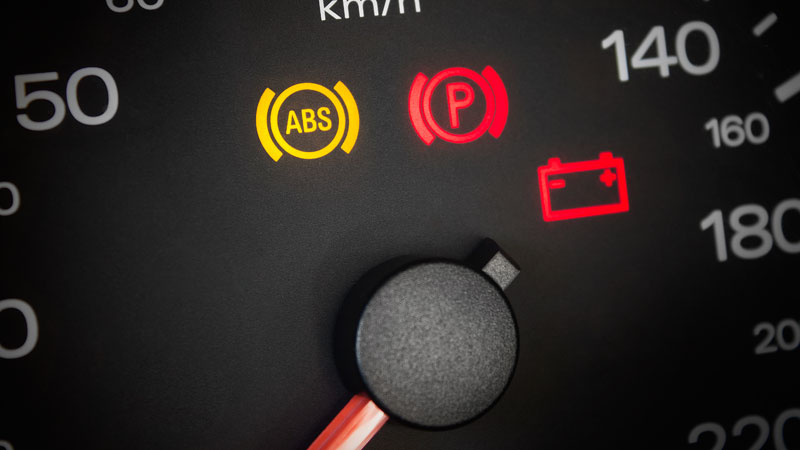 5 Reasons Your Abs Light Is On And What To Do