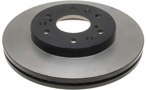 ACDelco gold brake rotor