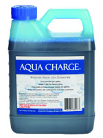 Aqua Charge windshield washer concentrate