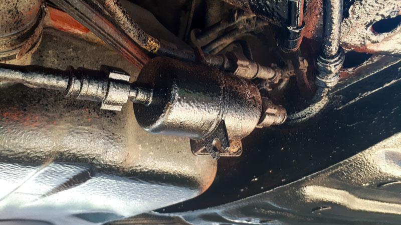 bad fuel filter