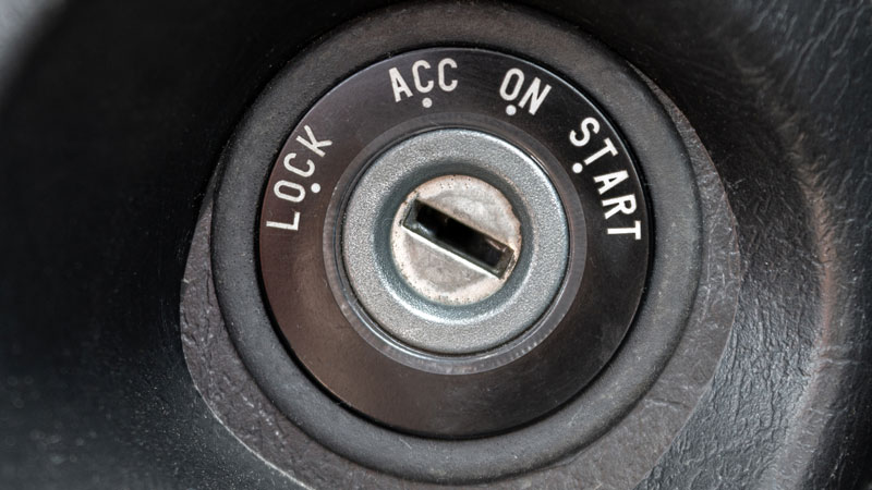 bad ignition switch symptoms