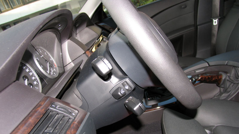 bad steering column symptoms