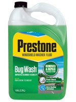best windshield washer fluid for bugs