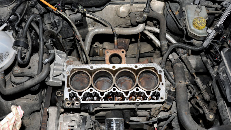 How to fix your 6.0 Powerstroke Head Gasket Issues