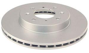 Bosch QuietCast rotor