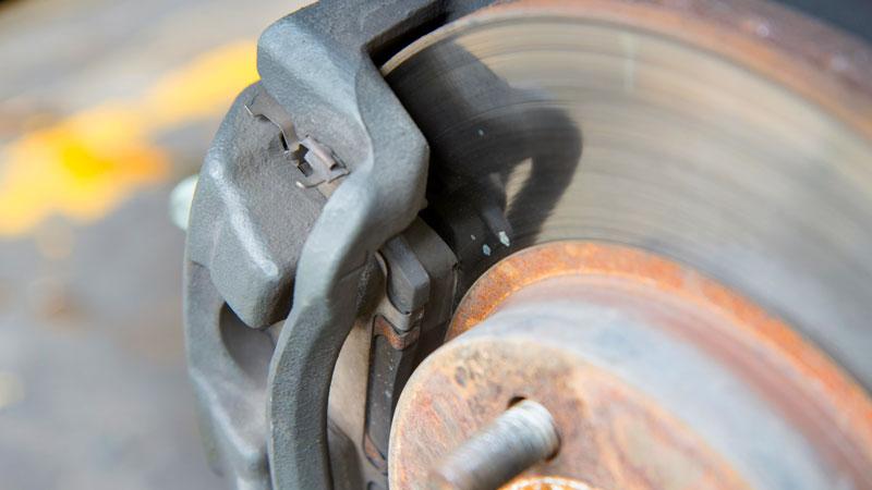 brake caliper slides
