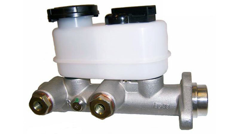 brake master cylinder replacement cost