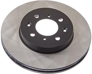 Centric rotor