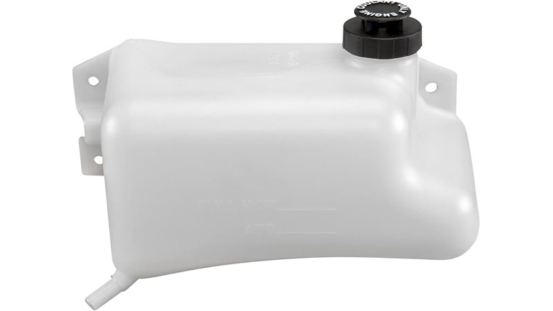 coolant overflow reservoir replacement cost