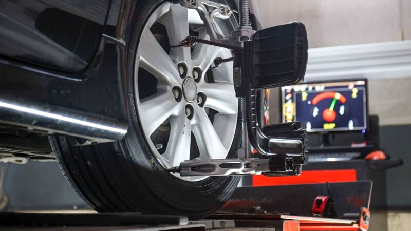 cost of a wheel alignment