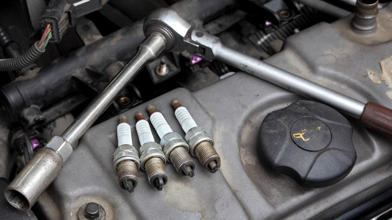 DIY spark plug replacement