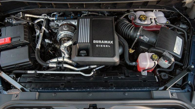 Duramex diesel engine