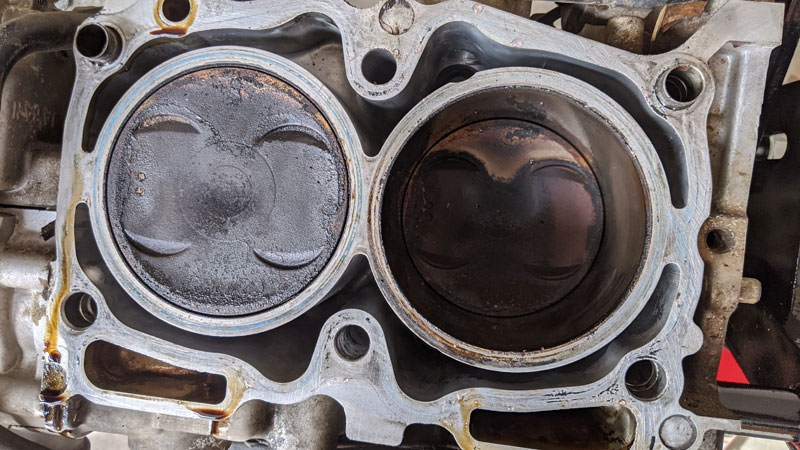 head gasket leak