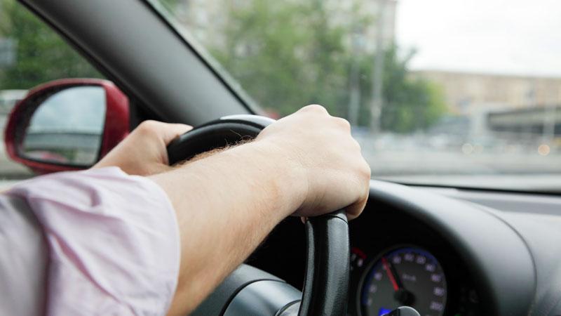 car hesitates driving at low speeds