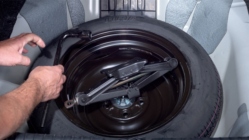 how often to replace spare tire