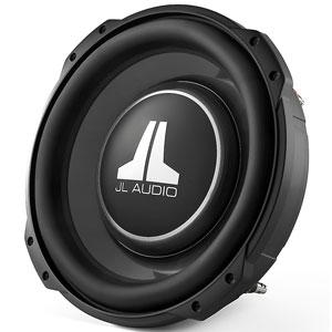 JL Audio shallow mount sub