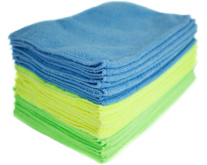 microfiber towels for auto detailing