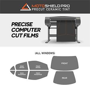 MotoShield Pro precut ceramic tint