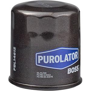 Purolator Boss oil filter review