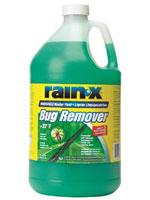 Rain-X bug remover fluid