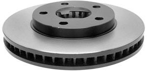 Raybestos brake rotors