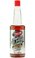 Redline catalytic converter cleaner