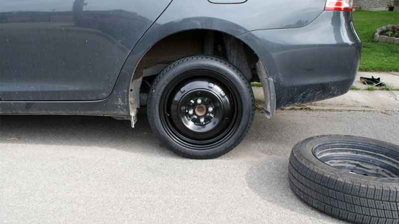 space saver tire