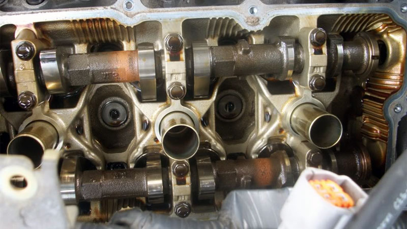 spark plug well seals