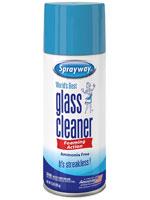 Sprayway auto glass cleaner