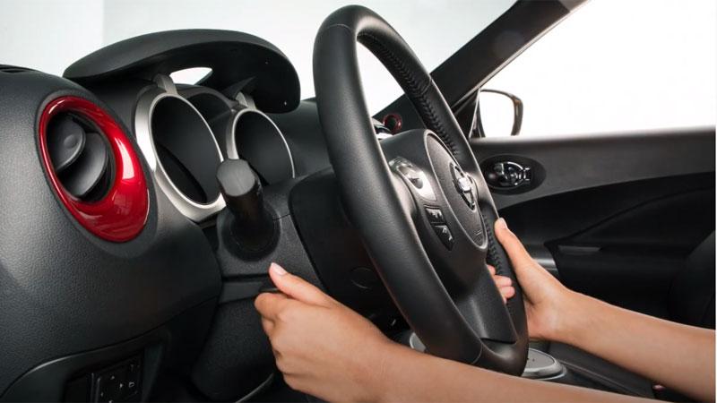 steering wheel tilt