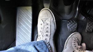stiff clutch pedal