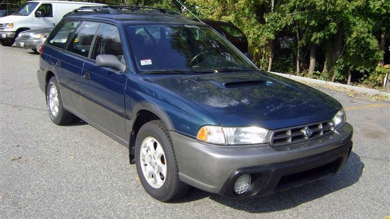 Subaru head gasket problem
