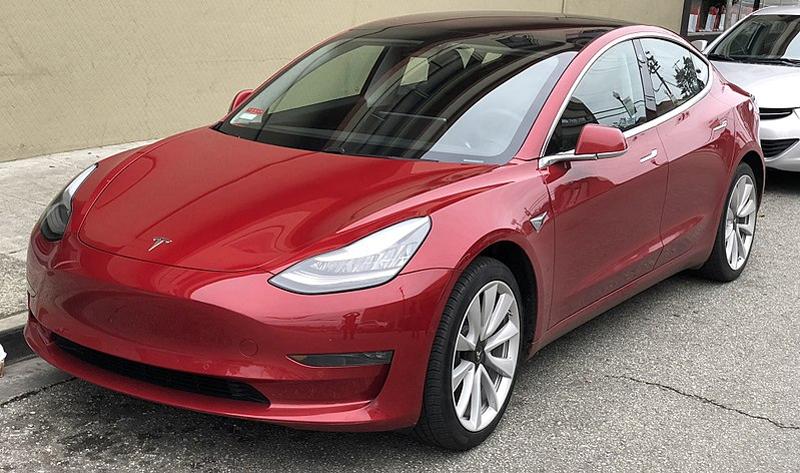 Tesla Model 3 MPG