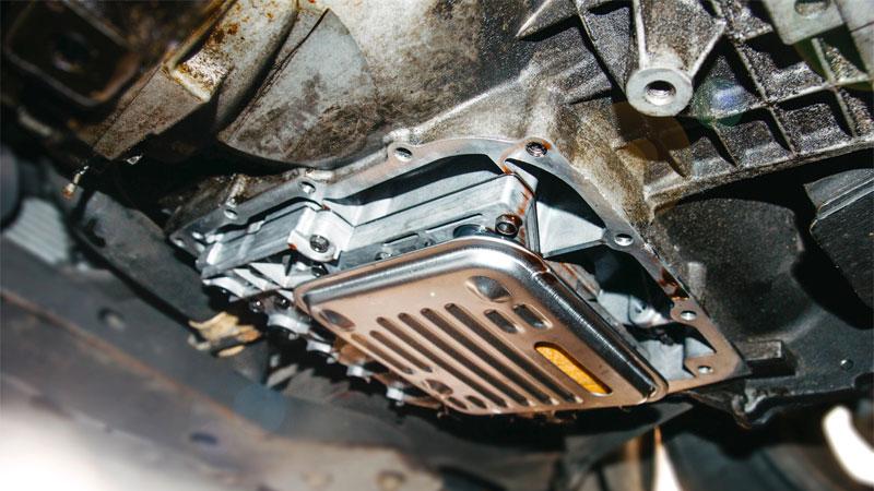 transmission leak repair costs