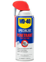 WD-40 Specialist review