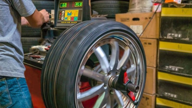 wheel balancing cost